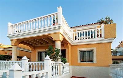 Villa Amillio - Puerto De Mazzaron, Murcia, Spain : Click here for more details on this property