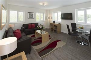 Estate Agents in Ashford : Pure Apartments - Clarkscloud : 0 Bedroom Serviced Apartments : Beneficial House Apartments, Bracknell : £675 pw : Click here for more details on this property