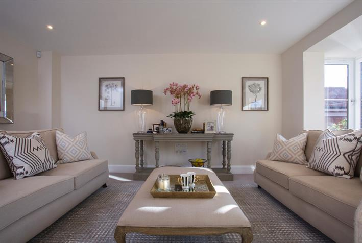 Sitting room - example