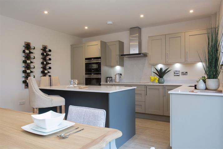 Kitchen/dining - example
