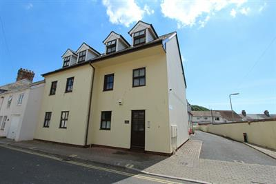 * RUSSELL STREET * SIDMOUTH *
