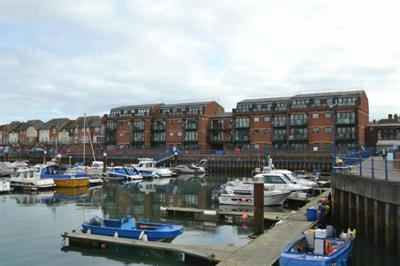 THE MOORINGS, EXMOUTH MARINA, EXMOUTH, NR EXETER, DEVON