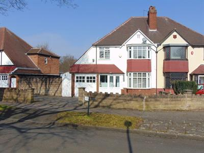 Wellesbourne Road,  Handsworth, B20