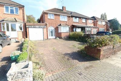 Craythorne Avenue,  Handsworth Wood, B20