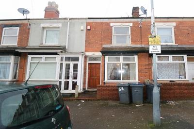 Markby Road,  Winson Green, B18