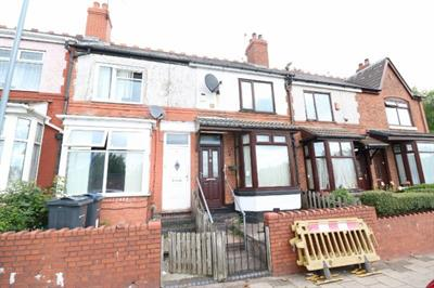 Victoria Road,  Handsworth, B21