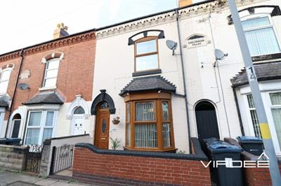 Frederick Road,  Aston, B6