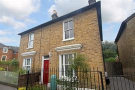 Estate Agents in Maidenhead : Waterman & Company (Vebra Import) : 2 Bedroom Semi-Detached House : Risborough Road, Maidenhead, Berkshire : £1,200 pcm : Click here for more details on this property